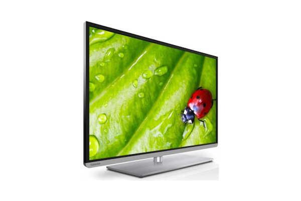 Δωρεάν κουπόνι για να κάνεις δική σου με 419€ μία τηλεόραση Toshiba 40L5435 40 ιντσών 3D LED SMART FULL HD και με  WIFI αρχικής αξίας 479€.
