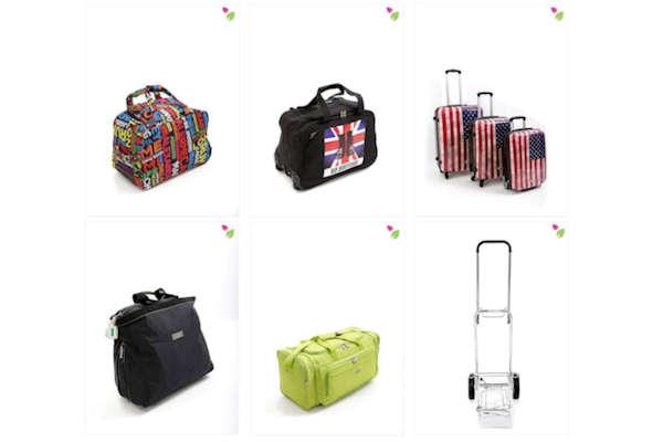 75% Έκπτωση σε επώνυμες βαλίτσες και τσάντες ταξιδίου όπως Bartuggi, Benetton! Ταξιδέψτε με ασφάλεια και πάρτε μαζί σας ότι εσείς χρειάζεστε!