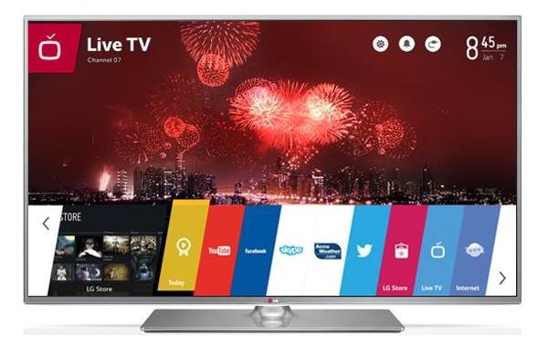 Δωρεάν κουπόνι για να κάνεις δική σου με 599€ μία τηλεόραση LG 47LB650V CINEMA 3D SMART αρχικής αξίας 899€.