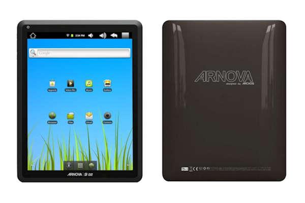 Δωρεάν κουπόνι για να κάνεις δικό σου με 64.90€ ένα tablet ARNOVA 9 G2 9.7 ιντσών IPS με ANDROID 4.0 αρχικής αξίας 109€.
