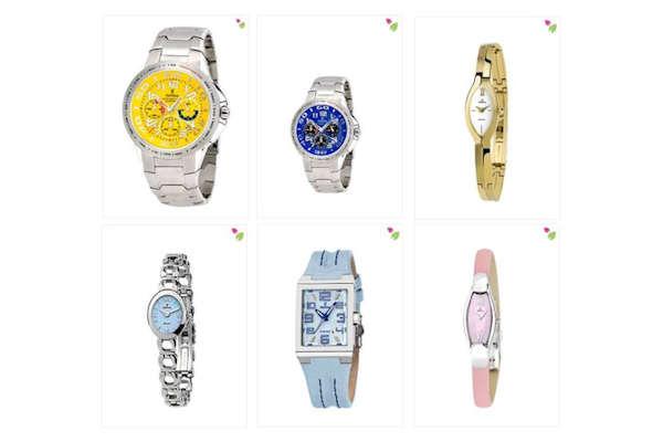 80% Έκπτωση σε επώνυμα ανδρικά και γυναικεία ρολόγια Festina! Κάνε τις αγορές σου τώρα!