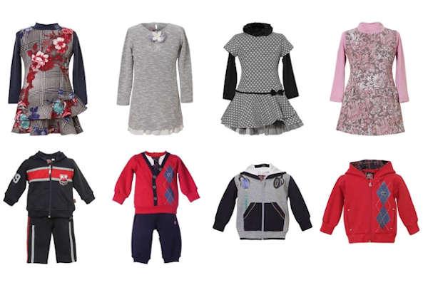 Κάντε τις αγορές σας σε επώνυμα παιδικά ρούχα Mini-raxevsky από την νέα Collection και πάρτε δώρο τα μεταφορικά!
