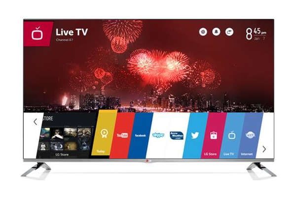 Δωρεάν κουπόνι για να κάνεις δική σου με 634€ μία τηλεόραση LG 47LB670V 3D Smart TV αρχικής αξίας 749€.