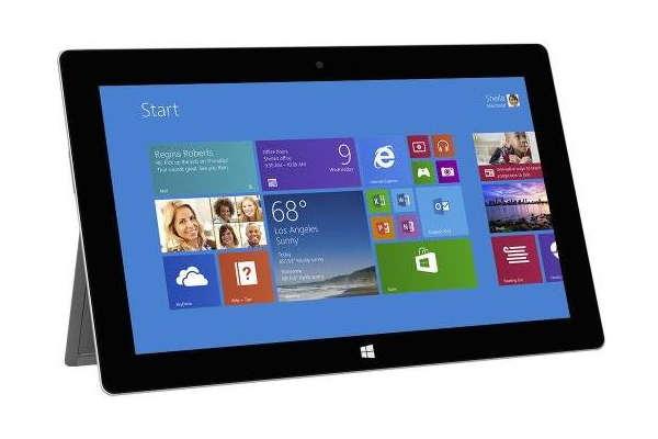 Δωρεάν κουπόνι για να κάνεις δικό σου με 359€ ένα Tablet Microsoft Surface 2 10.6 ιντσών αρχικής αξίας 429€