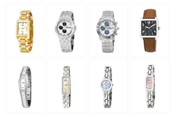 80% Έκπτωση σε επώνυμα ανδρικά και γυναικεία ρολόγια Lotus! Κάνε τις αγορές σου τώρα!