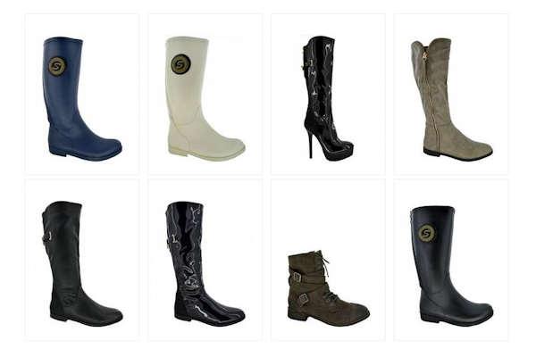 45% Έκπτωση σε επώνυμες γυναικείες μπότες Sedici και δωρεάν μεταφορικά για τις παραγγελίες σου άνω των 49€! Μην αφήσεις τη βροχή να σε σταματήσει!