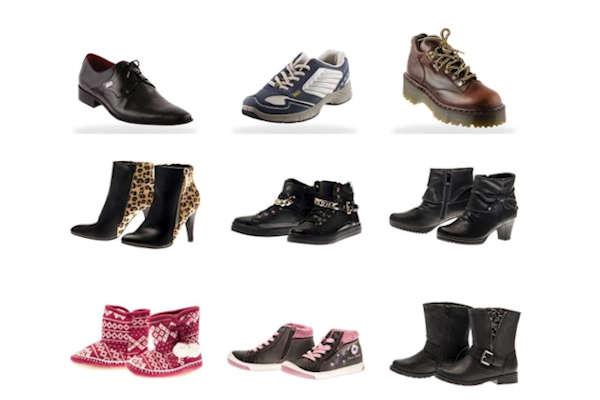 Δωρεάν κουπόνι που προσφέρει -10€ έκπτωση σε Ανδρικά, γυναικεία και παιδικά παπούτσια και αξεσουάρ.