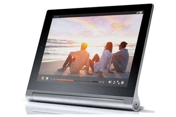 Δωρεάν κουπόνι για να κάνεις δικό σου με 289€ ένα tablet Lenovo Yoga 2 4G αρχικής αξίας 399€