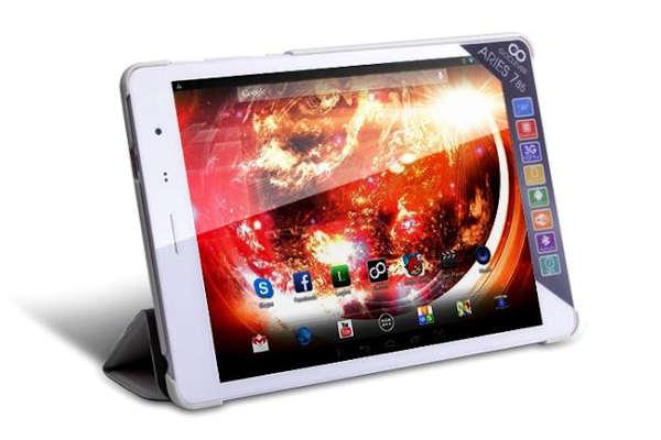 Δωρεάν κουπόνι για να κάνεις δικό σου με 134,90€ ένα tablet Goclever Aries M7841 8 ιντσών αρχικής αξίας 189€