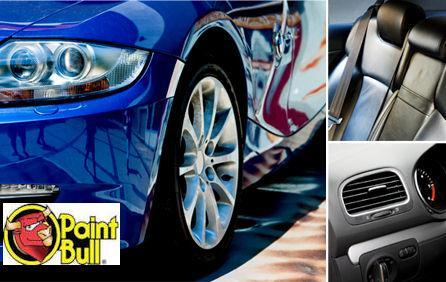 39€ για ένα πακέτο βιολογικού καθαρισμού αυτοκινήτου που περιλαμβάνει, όλα τα μέρη του σαλονιού, του πορτ-μπαγκάζ και τους αεραγωγούς, ένα εξωτερικό πλύσιμο, κέρωμα και έξτρα προστασία χρώματος με αλοιφή «TITANIUM». Αρχική αξία 140€.